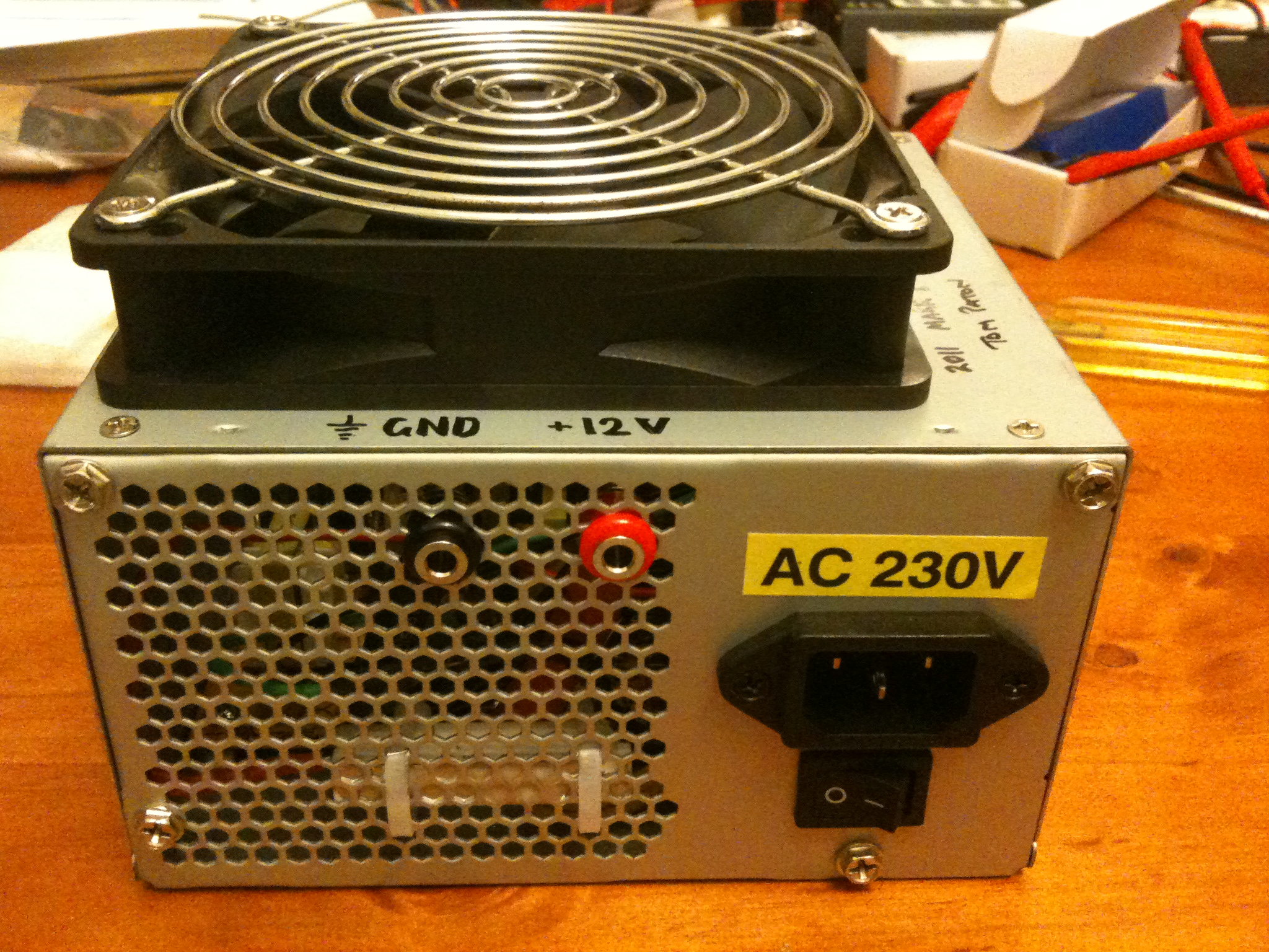 Converting An Atx Power Supply For Rc Pt 1 Youtube - Www