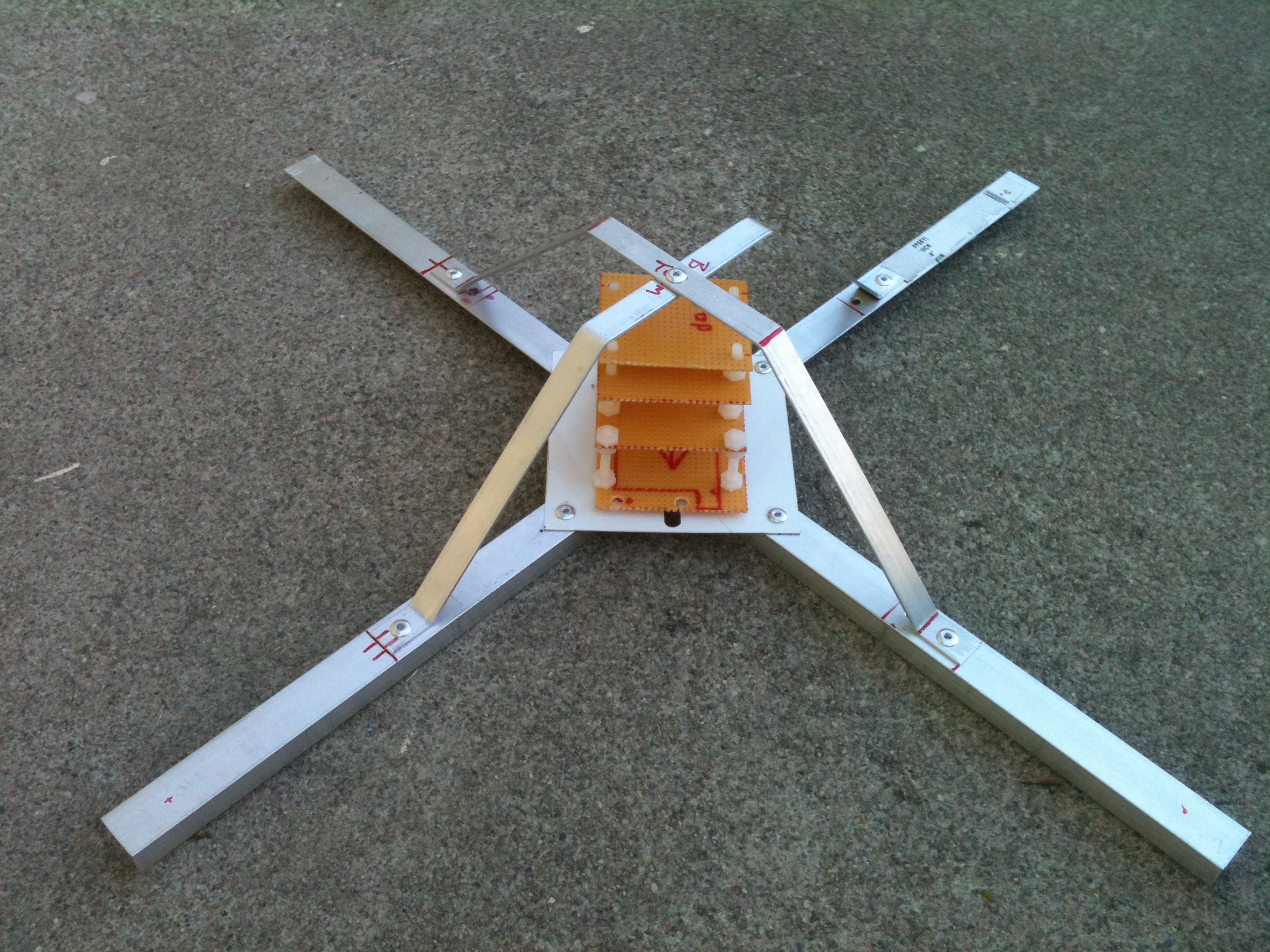 QuadCopter frame ideas | RC and UAV projects